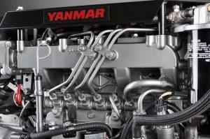 Nuovi motori Yanmar 4JH Common Rail