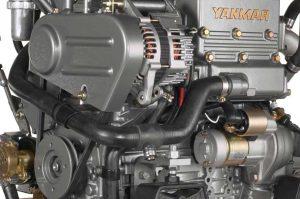Nuovo motore 3YM30AE