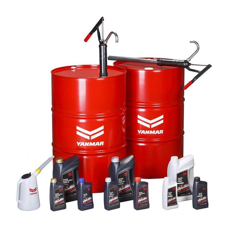 Read more about the article Nuovo olio e coolant Yanmar disponibili!