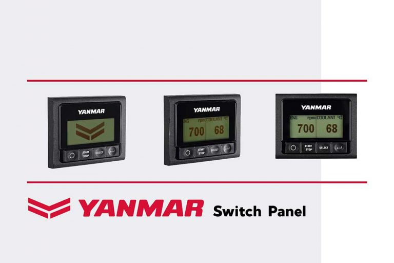 Read more about the article Yanmar introduce il nuovo Switch Panel Display