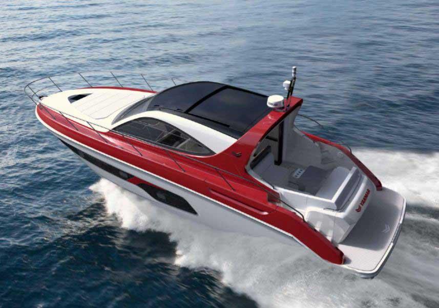 X47 Express Cruiser al Salone Nautico di Genova 2020