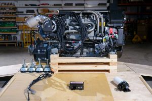 Read more about the article YANMAR introduce la serie di motori common rail 6LF