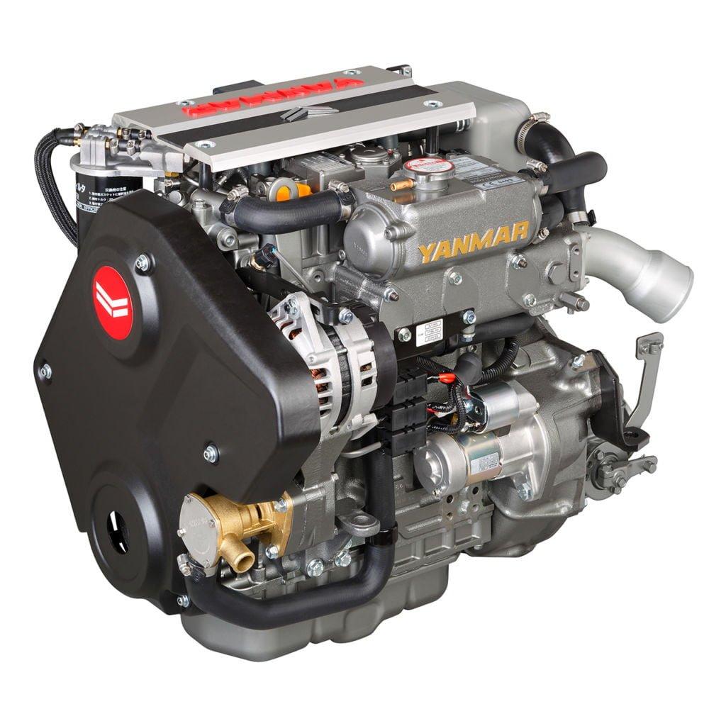 Motore 3JH40