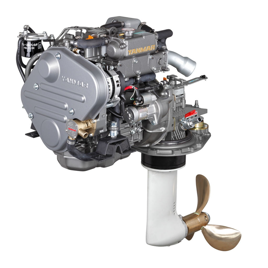Motore 3JH5E