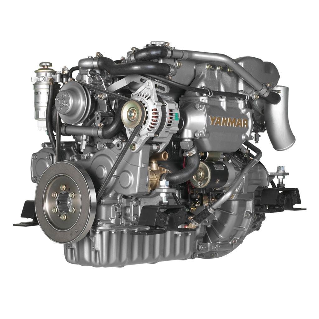 Motore 4JH3-DTE