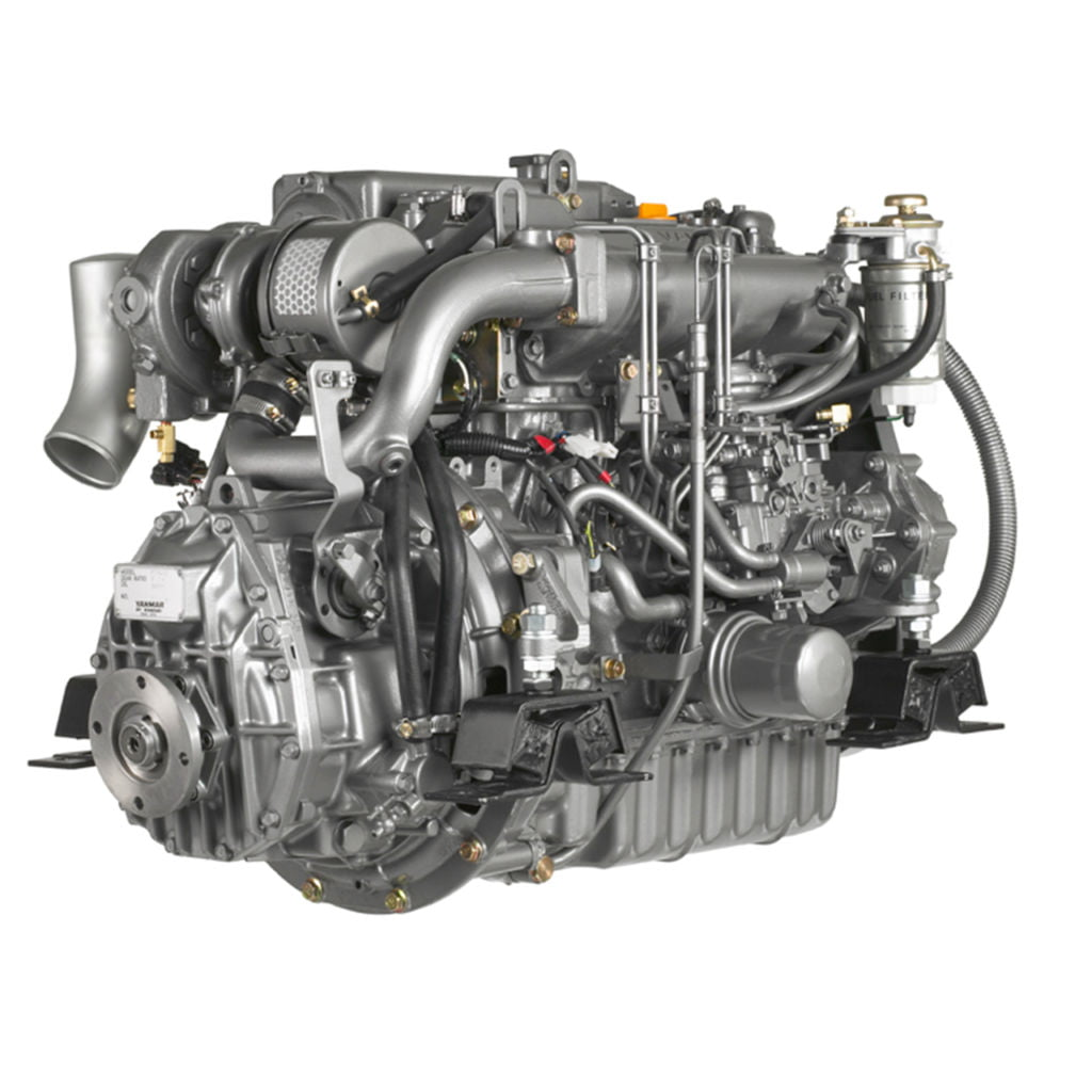 Motore 4JH4-TE