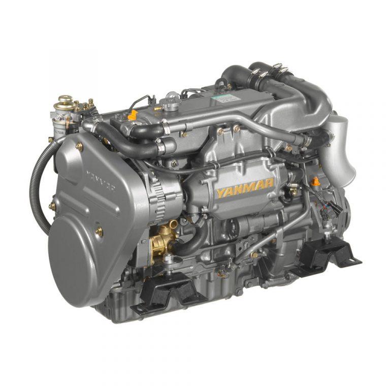 Motore 4JH4-HTE