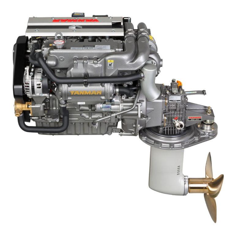 Motore 4JH80