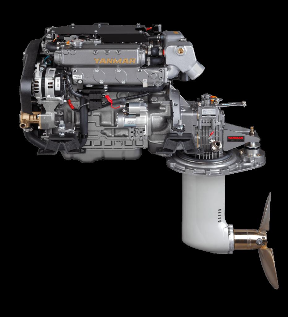 Motore 4JH57