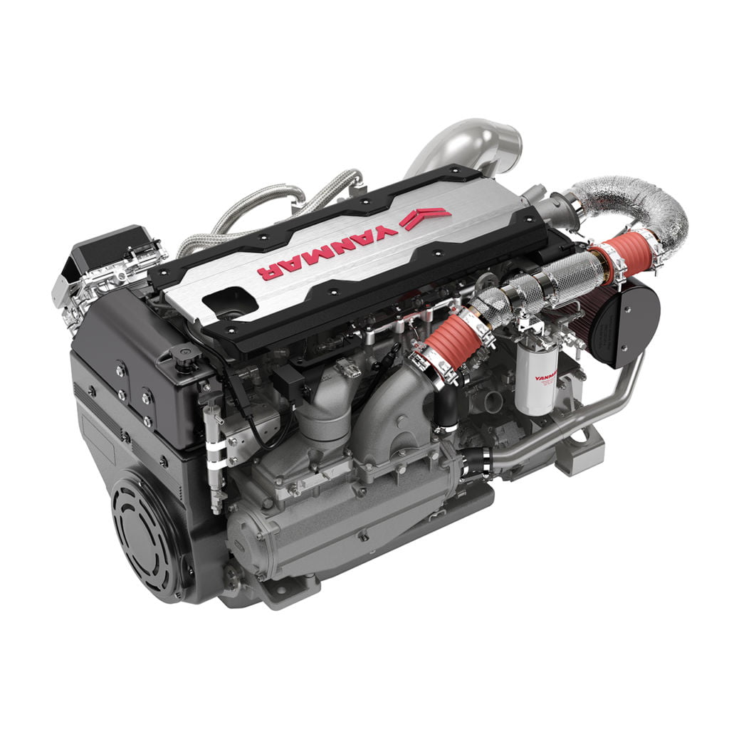 Motore 6LF550