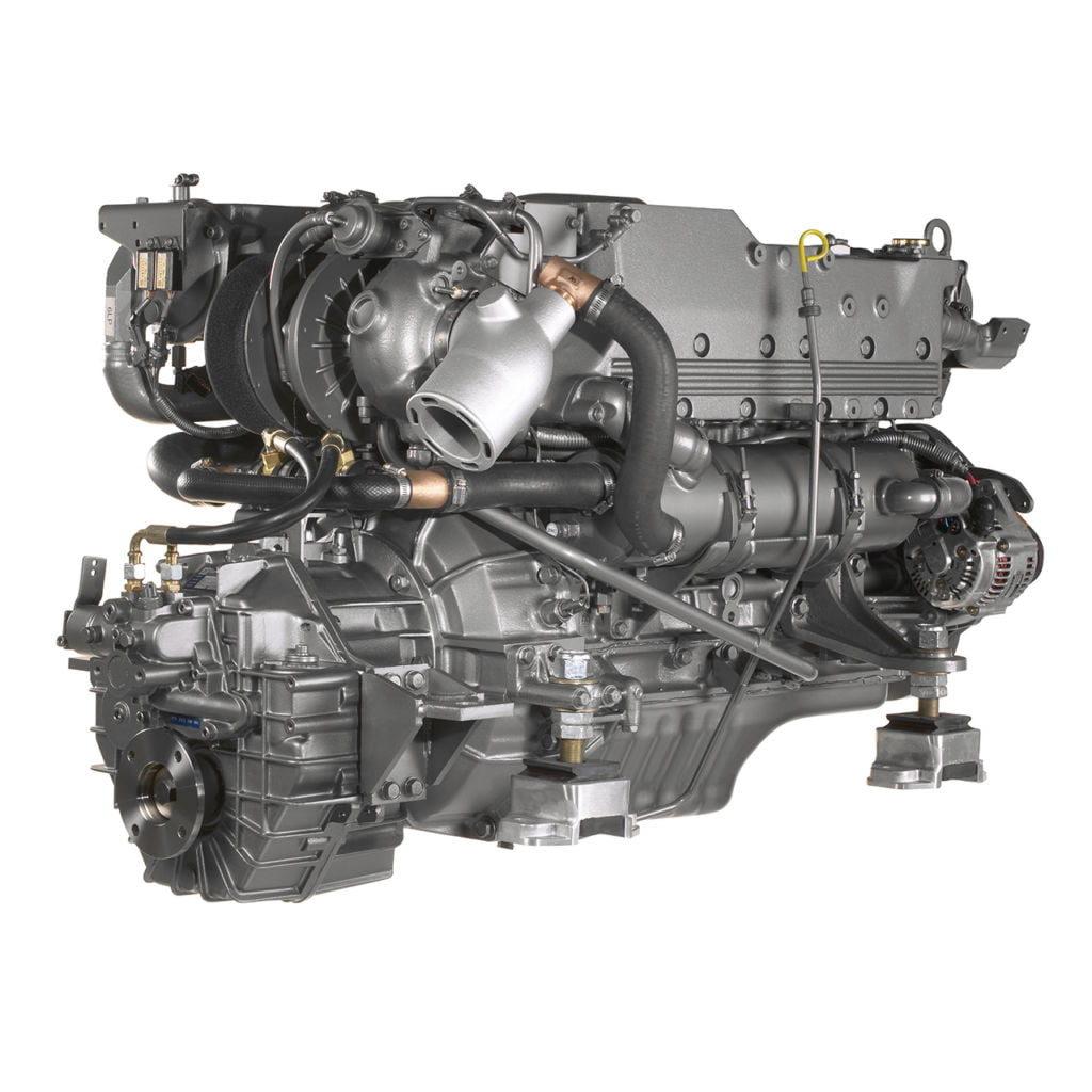 Motore 6LPA-STP2 (Z) / 6LPA-STC (Z)