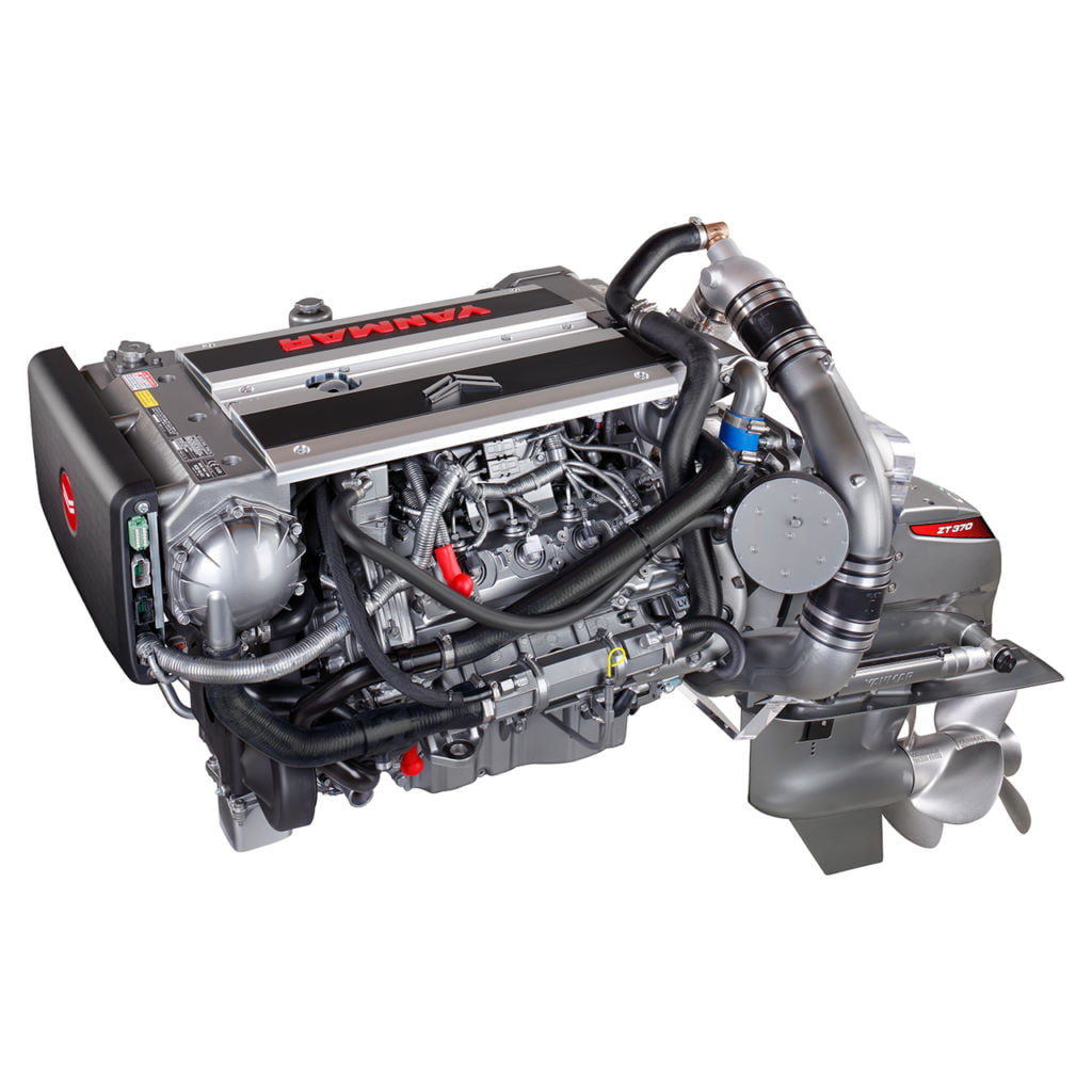 Motore 8LV370 (Z)